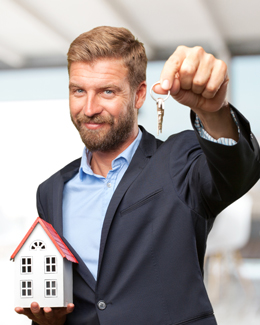 CONTACTER UNE AGENCE IMMOBILIÈRE LOCALE